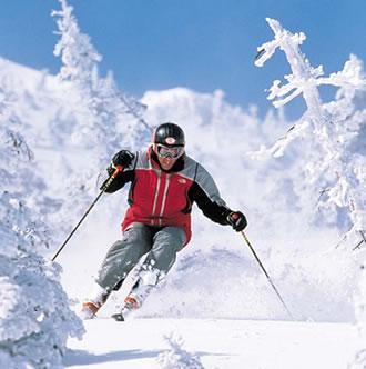 esquiando 2